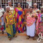 Lordina Mahama takes campaign to Bono East Region