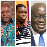 John Mahama will win one touch - Blind Historian