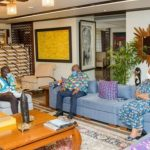 Akufo-Addo & family counted as census starts