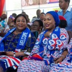 First Lady bows to public pressure; rejects salaries, refunding GHS899,000