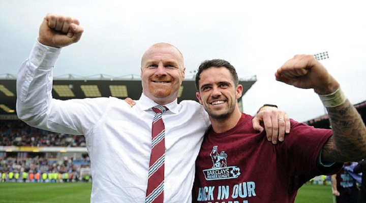 Image result for sean dyche burnley players