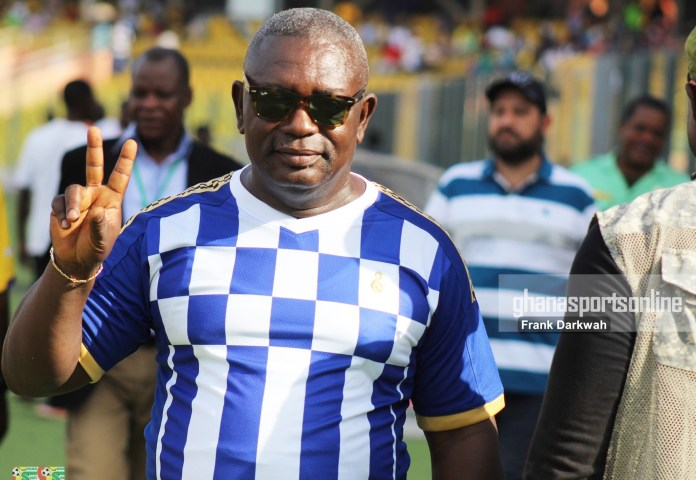 Gt. Olympics chief Oloboi Commodore claims GFA EXCO will be ...