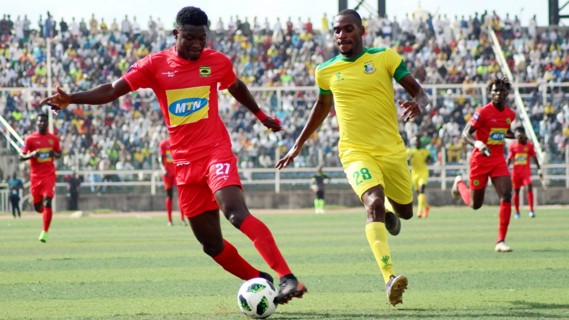Kotoko defender Stephen Ayiku Tetteh vows to fight for first team ...