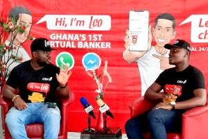 UBA ChatBanking Facebook and WhatsApp
