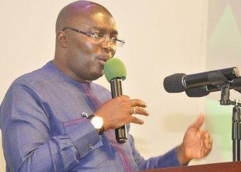 File photo: Vice President Mahamudu Bawumia