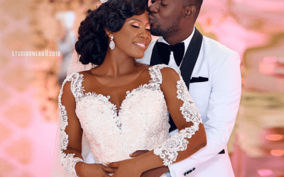 Wedding Bells: Kobby & Esi