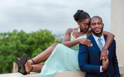 Cindy & Agya: A Token of Love