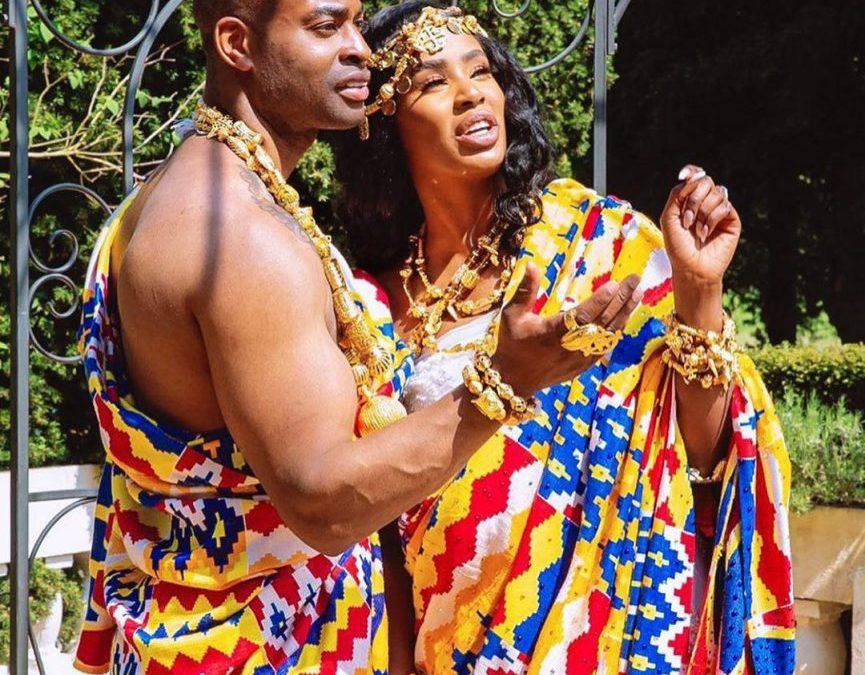 Akoto & Louisa: His Chosen One
