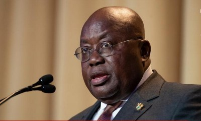 King Of Promise: 1million Jobs To Be Created By Government Over The Next 3 Years – Prez Nana Akufo-Addo Reveals