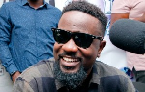 Ghanaian musician Sarkodie