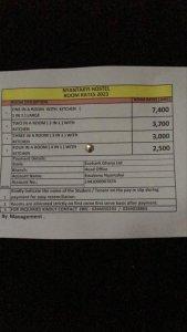 KNUST hostel fee Increment