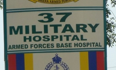 37 Military Hospital Fined GHS1,075,000