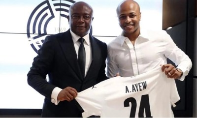 Dede Ayew Explains Why He Joined Al Sadd
