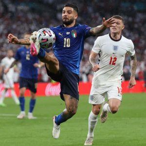 Italy vrs England Euro 2020
