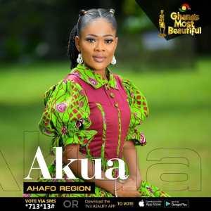 Ghana Most Beautiful Ahafo Region