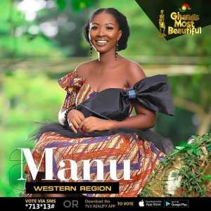Ghana Most Beautiful Western