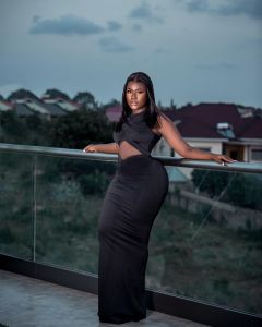 Fella Makafui Frimpong in pictures