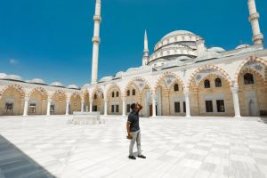 Ghana National Mosque opened for public use