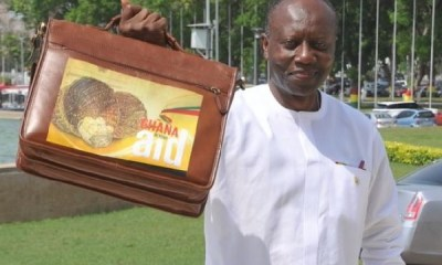 Ken Ofori-Atta To Present Mid-year Budget Review