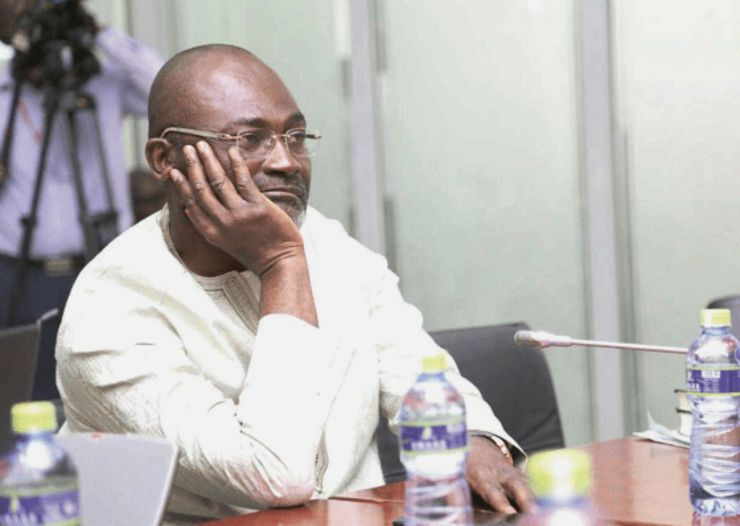 Ghanaians On Twitter Disagree With Each Other Over Kennedy Agyapong And Joy FM Saga