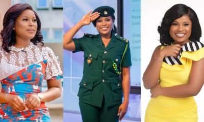 'Most Macho Men Have Small D!.cks' - Berla Mundi Says Using Her Finger To Demonstrate (Watch)
