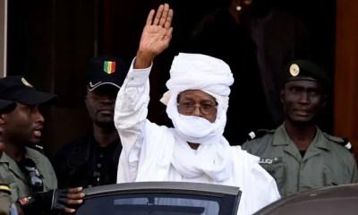 Former Chadian President Hissène Habré Dies Of Covid-19