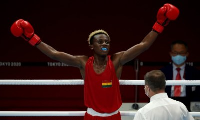 Olympic 2020: After 29 Long Years Ghana Secures First Olympic Medal