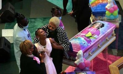 TRAGEDY: Woman Weeps Uncontrollably After Losing 5 Children In Horrific Fire Incident On Her Birthday [PHOTOS]