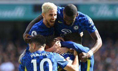 PL: Chelsea Destroy Crystal Palace 3-0