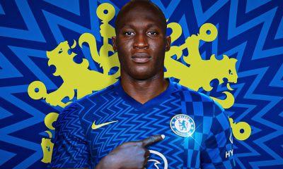 BREAKING: Chelsea Break Club Record To Re-sign Lukaku