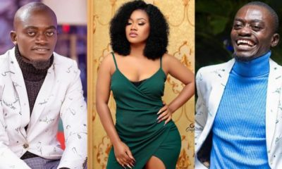 Lilwin's Latest Photos With Sandra Ababio Resurrects Dating Rumours Again