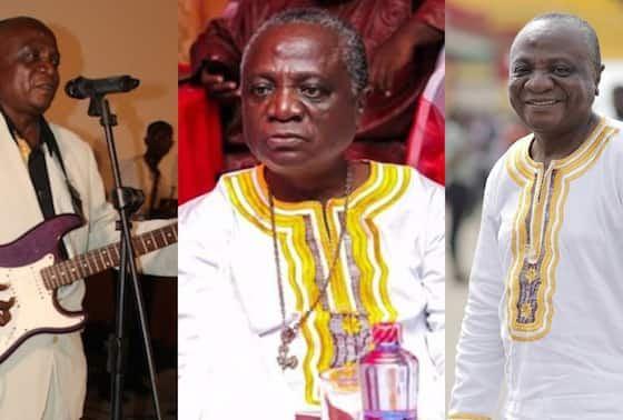 Breaking News: Legendary Ghanaian Musician Nana Ampadu Is Dead