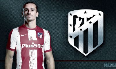 Atletico Madrid Re-sign Antoine Griezmann On Loan From Barcelona