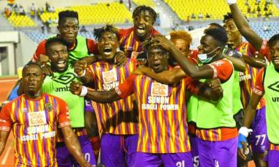 Hearts of Oak Caf Champions League game in limbo as military command stages coup in Guinea