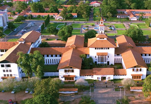 University Of Ghana Ranked 5th As The Most Beautiful Campus In Africa