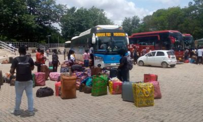 Parents Of KNUST Students Rush To Evacuate Wards After Regional Minister's Directive