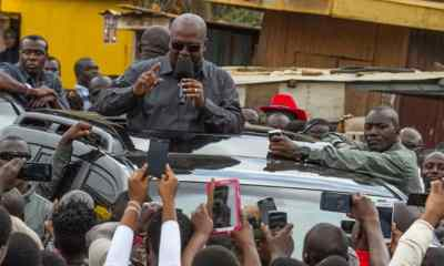 2024: John Mahama Sends Another Hot Message To NDC Supporters