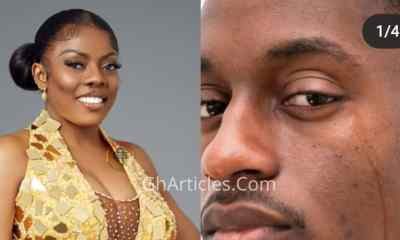 'I Will Rather Buy You A Dictionary' - Nana Aba Anamoah Puts An Entitled Fan In His Place