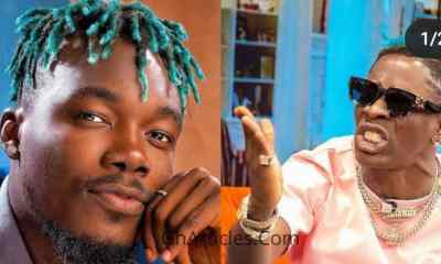 He Speaks Anyhow And Its Driving Investors Away – Camidoh Boldly Fires Shatta Wale (Video)
