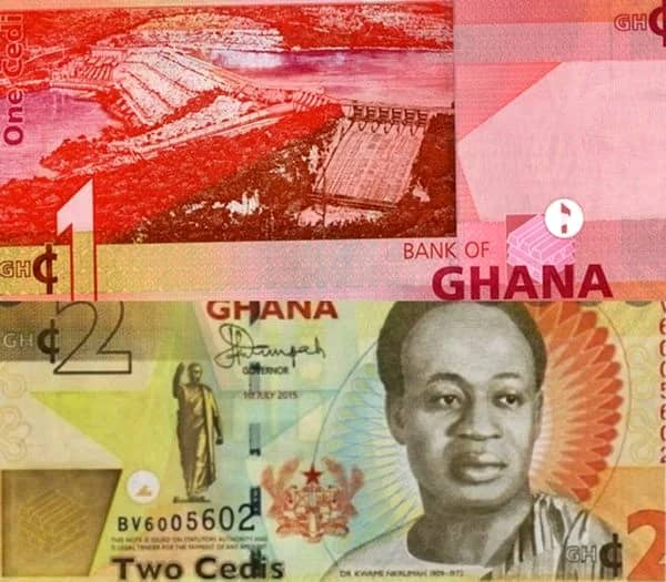 BoG To Gradually Phase Out GH¢1 And GH¢2 Notes