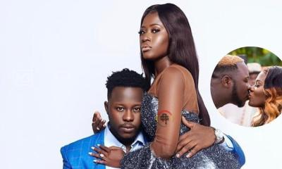 Fella Is A Strong Woman Ooo! - Fans Praise Actress For Her Courage While Watch Police Manhandling Medikal Like A 'Criminal' (Watch)