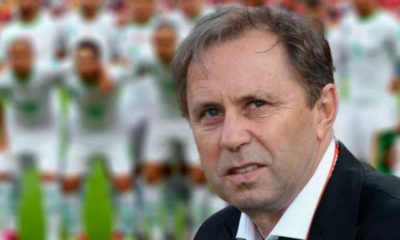 GFA Close To Appoint Milovan Rajevac As New Head Coach Of Black Stars