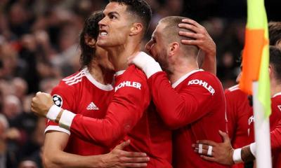 Ronaldo Caps Stunning Man Utd Fightback Against Atalanta