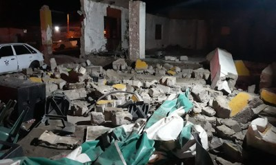 SAD: 4 Die As Wall Collapses During Engagement Ceremony