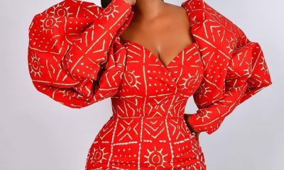 Hey Ladies, Here Are Some Ankara Style Inspirations Fit For Your Closet