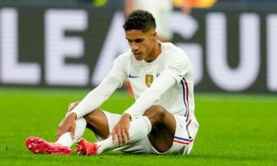 Varane Injury Leaves Man Utd Short On Centre-backs