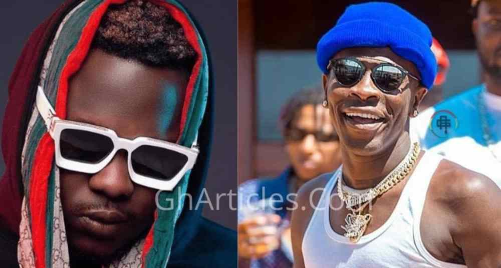 Shatta Wale And Medikal Go For 'Sea Bath Ritual' After Release From Prison (Video)