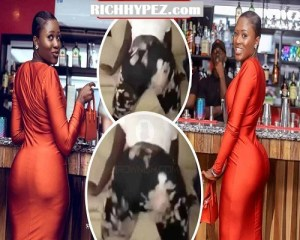 Another Twerking Video Of Fella Makafui Causes Frenzy On Social Media