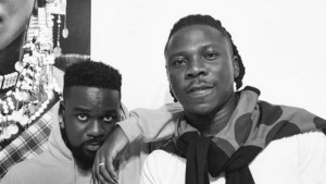 Sarkodie Leaks His Whatsapp Chat With Stonebwoy