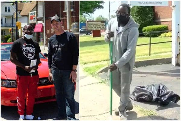 Teenager Rewarded With Car And Scholarship After Cleaning Street For 10 Hours 600x400 1